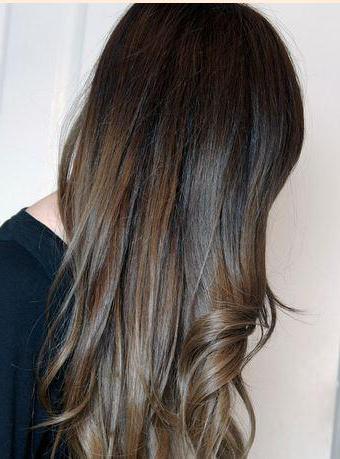 Оттенки русого цвета волос палитра эстель