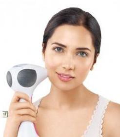 фотоэпилятор для лица