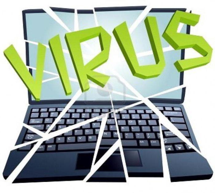 Заражение компьютерными вирусами может произойти порнографию