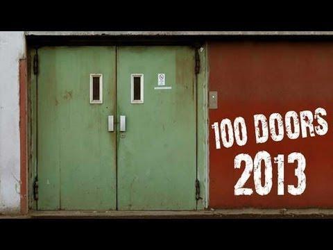 100 дверей игра на андроид