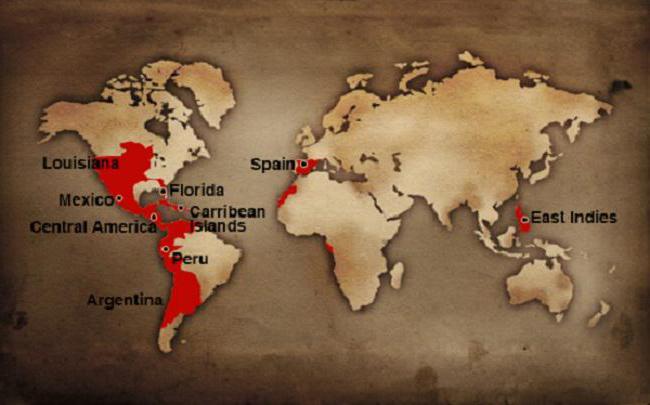 Image result for Испанская империя в фото