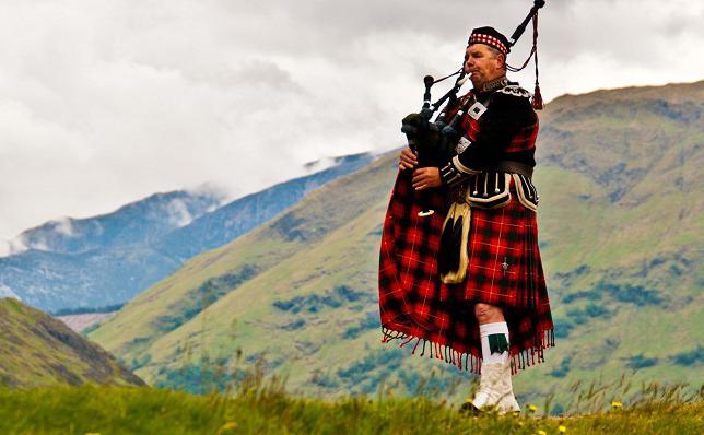 Шотландия в составе Великобритании