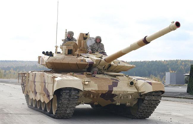 Танк Т-90АМ