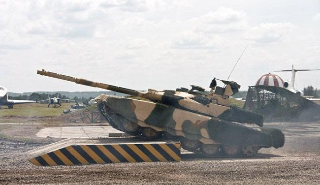 Танк Т-90АМ Прорыв