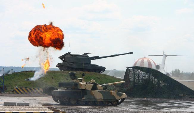 Т-90АМ характеристики