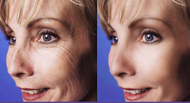 ретушь лица фото онлайн