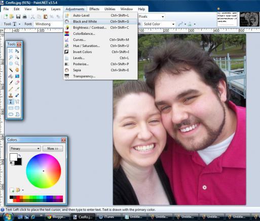 Как сделать черно белым и оставить фрагмент цветным
