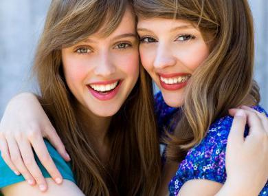 Подруга — это одна душа, живущая в двух телах