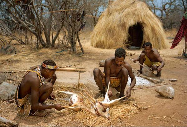 Фото секса африканских племен