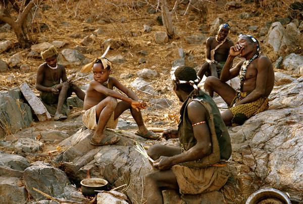 Секс древнего племени