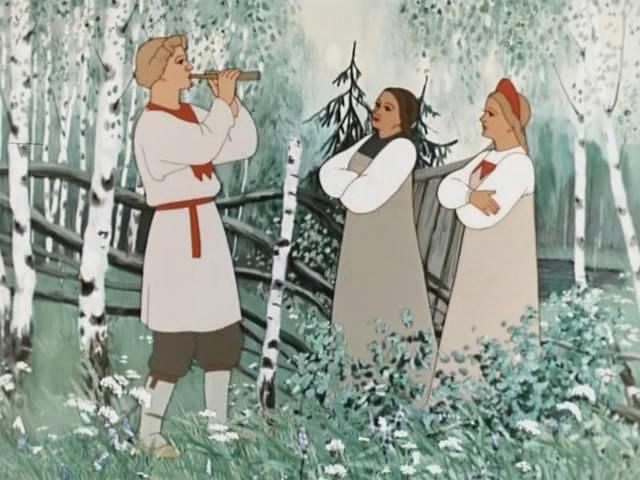 виды народного фольклора