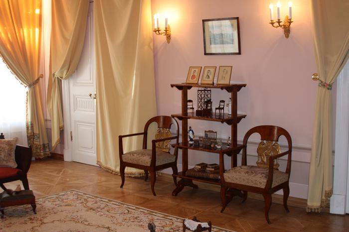музей квартира Пушкина фото