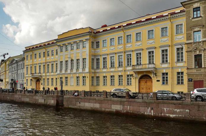 музей квартира Пушкина