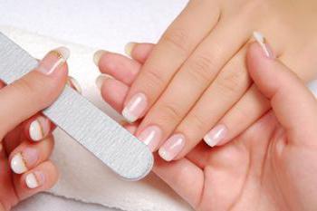 Как правильно сделать форму ногтям