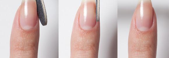 Как подобрать форму ногтям