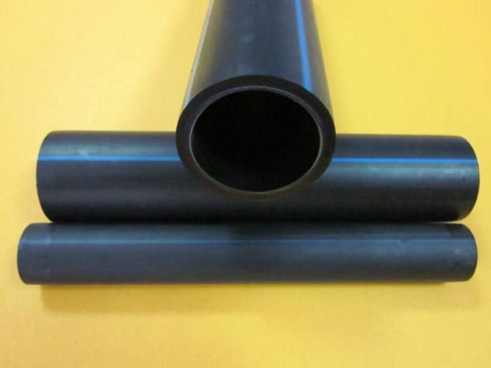 Трубы полиэтиленовые технические характеристики канализационные