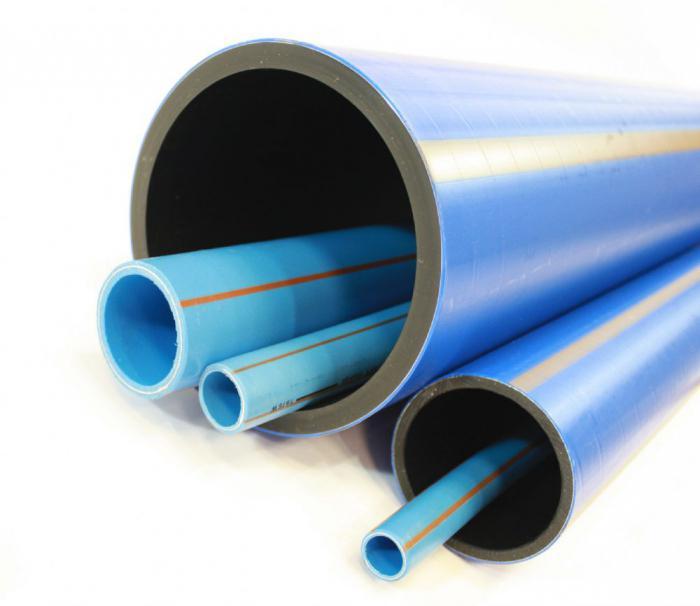Труба полиэтиленовая водопроводная технические характеристики