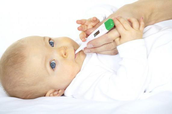 Температура у 2 месячного ребенка