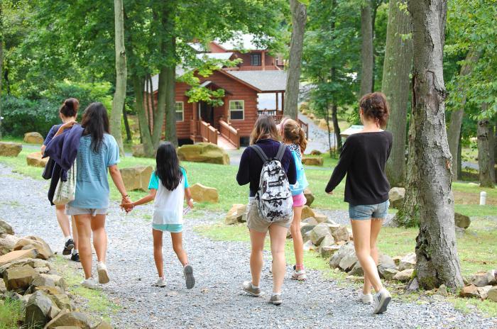 тренинг знакомство для летнего лагеря