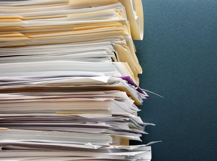 Документы, которые потребуются.