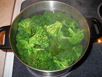как правильно заморозить брокколи