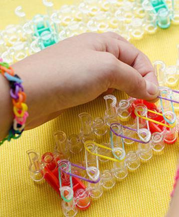 браслеты из резинок