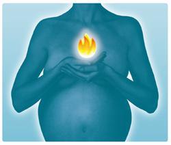 Изжога при беременности: причины. Какие принимать лекарства от изжоги при беременности
