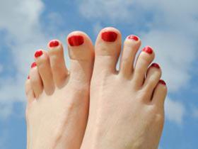 покалывание в пальцах ног