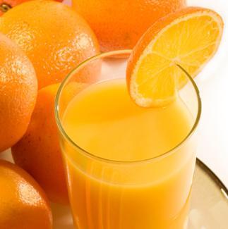 апельсиновый сок из 3 апельсинов