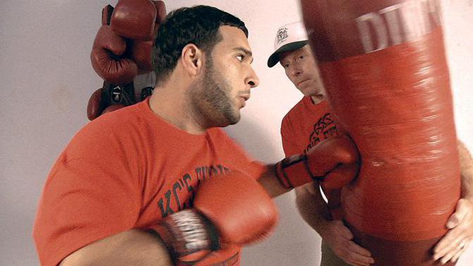 средний вес в боксе