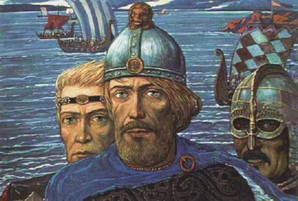 родословная Рюриковичей с датами правления схема