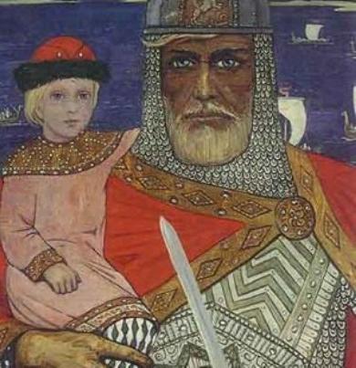 Родословная Рюриковичей с датами