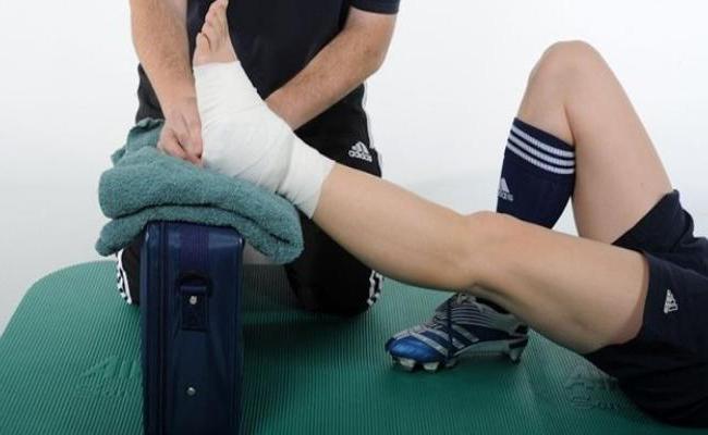 лечение ушиба ноги в домашних условиях