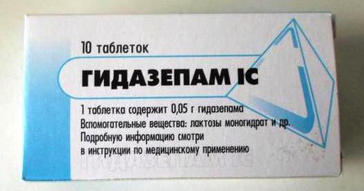 гидазепам инструкция по применению цена отзывы аналоги - фото 6