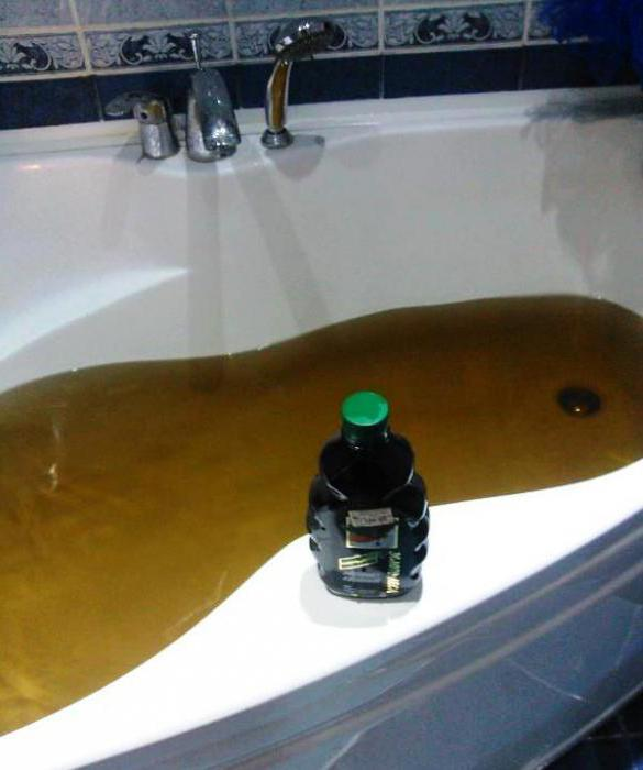 Хвойная ванна: польза, показания