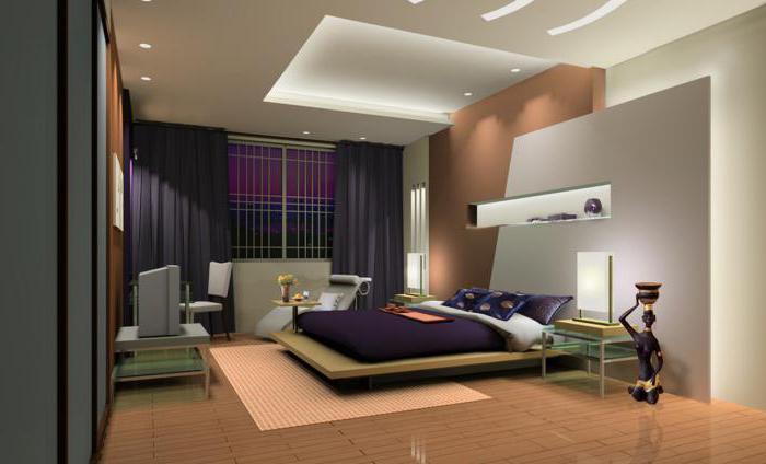 красивая спальня девушки