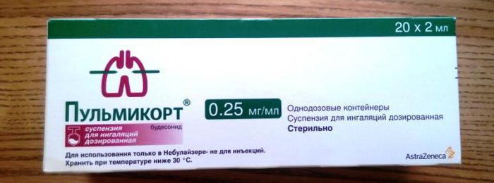 Лекарство от бронхиальной астмы при аллергии