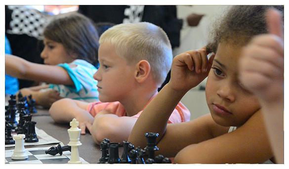конкурс знакомство в лагере для детей