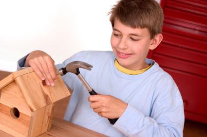 Как построить скворечник размеры