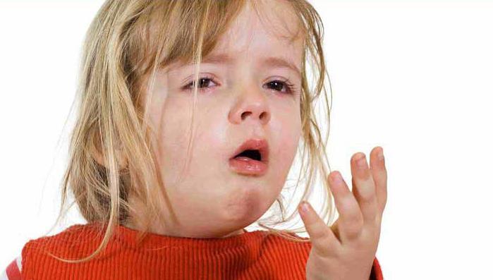 лечение острого бронхита у детей