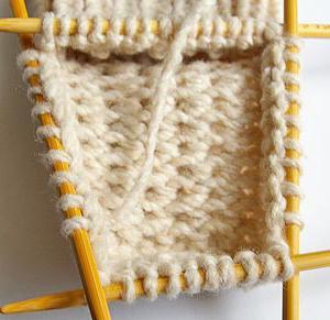 вязание спицами для начинающих носки c чего начать