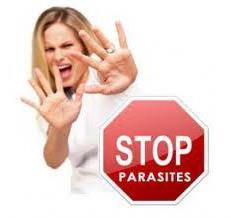 виды паразитических червей