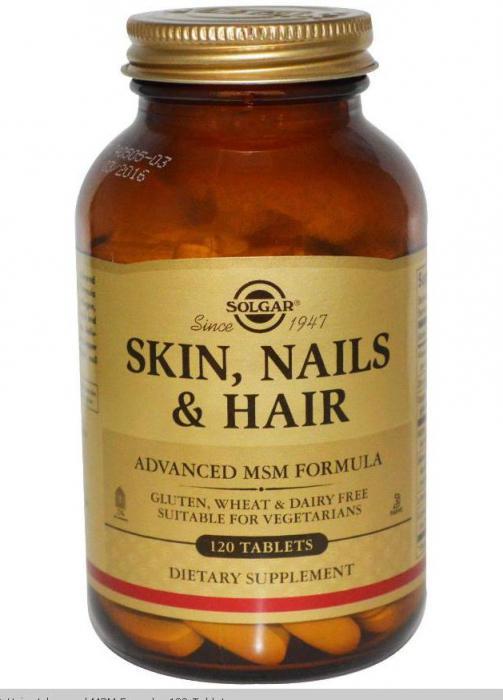 Витамины для волос и ногтей: отзывы покупателей