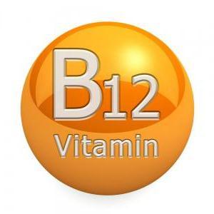 для чего нужен витамин в12