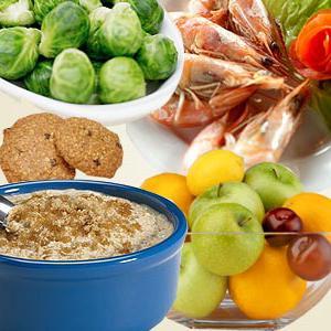 диета стол номер 10 при повышенном холестерине