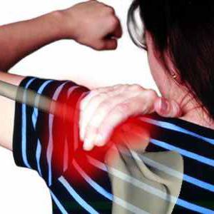 Болит плечо левой руки что делать