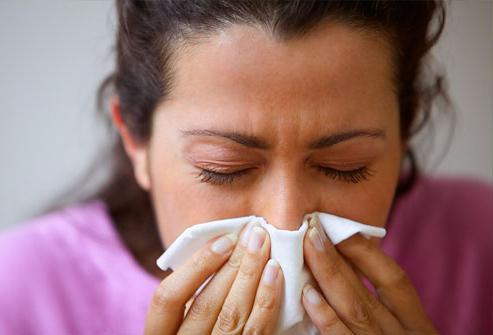 экзема пищевая аллергия