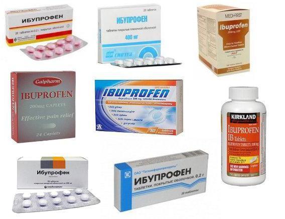 Противовоспалительные нестероидные препараты при остеохондрозе