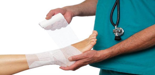 Что делать при растяжении связок на ногах. Растяжение связок: лечение народными средствами