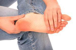 голеностопный сустав опухает и болит